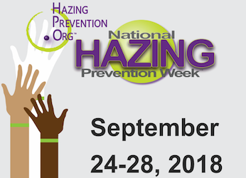 National Hazing Prevention Graphic