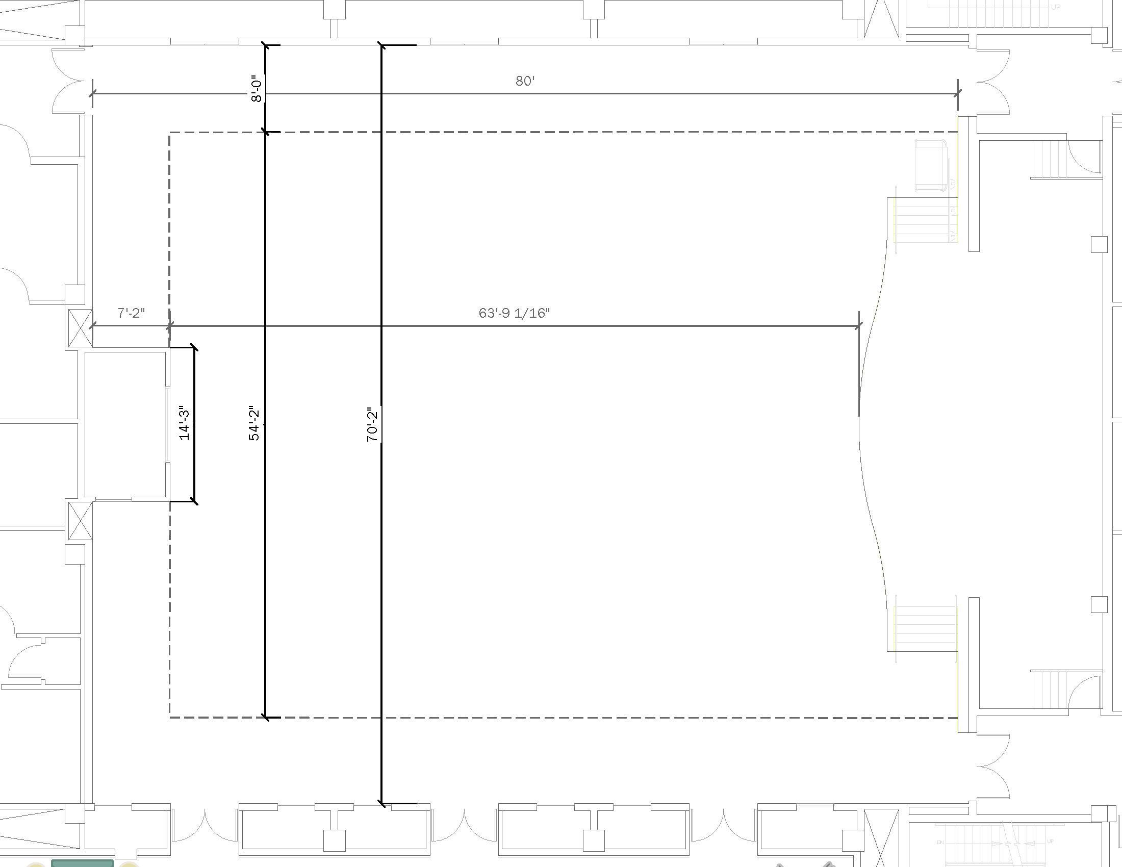 Great Hall Layout