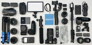 Image of CCS videography equipmment