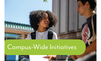 Campus-Wide Initiatives Linked Image