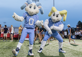 Rameses at FallFest
