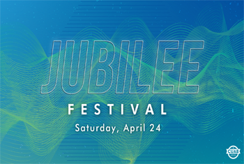 Jubilee Festival save the date