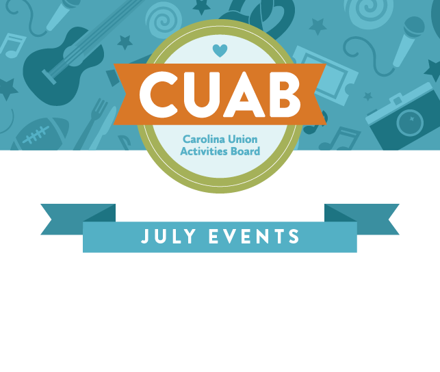 CUAB July Events
