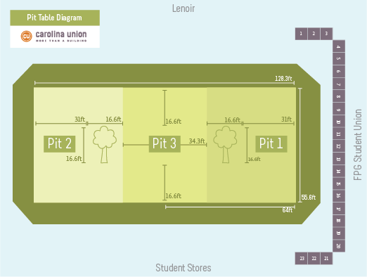 Pit Table Diagram