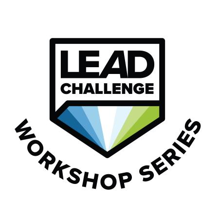 Logo for UNC's LEAD workshop series